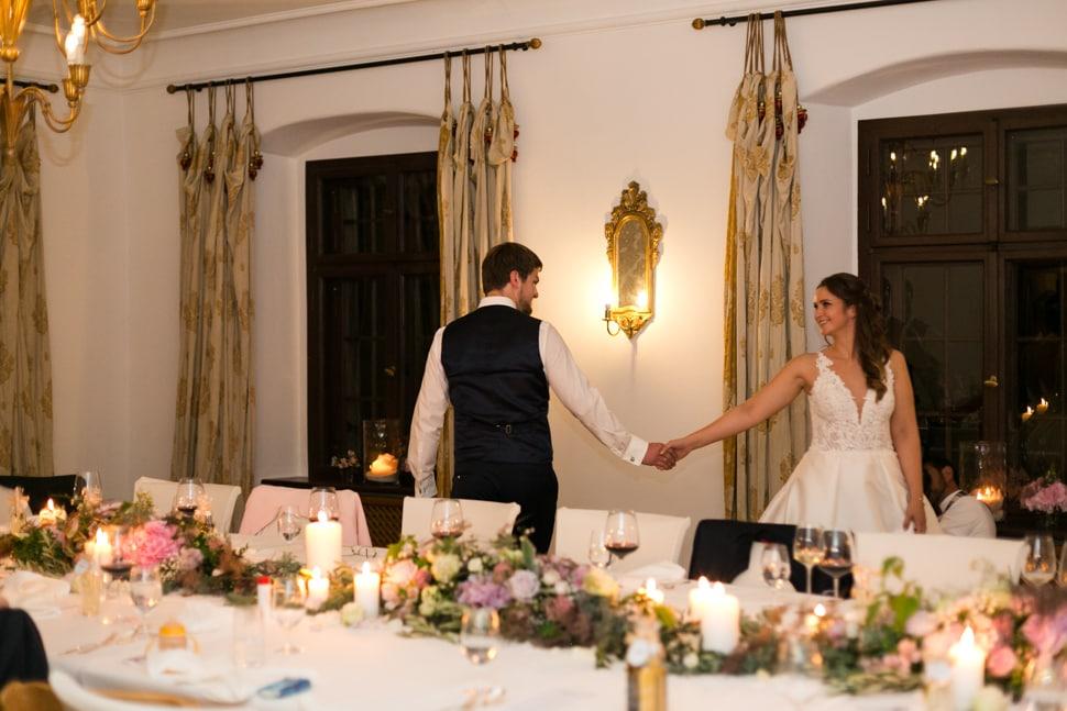 Hochzeit, Burg Wernberg