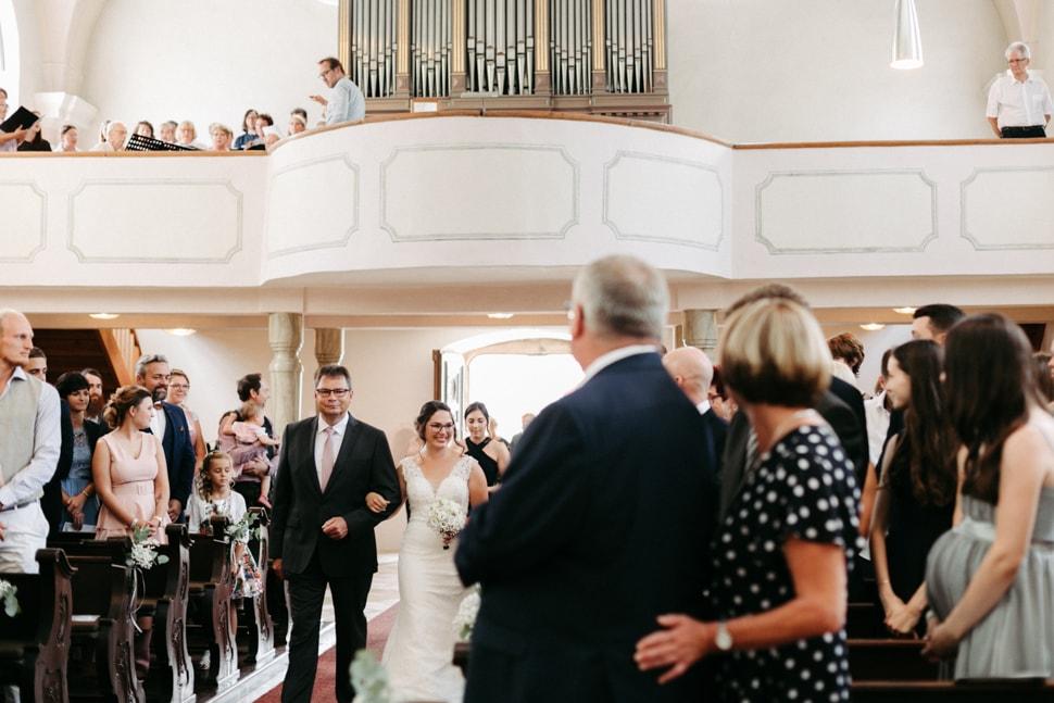 Kirchliche Trauung in Waldershof