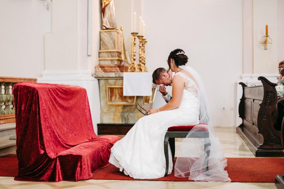 Kirchliche Hochzeit in Waldershof
