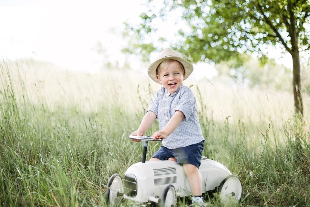 Natürliche Kinderbilder in Weiden