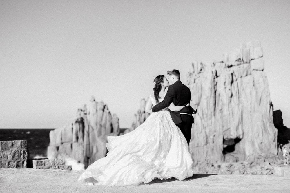 After Wedding Shooting Sardinien