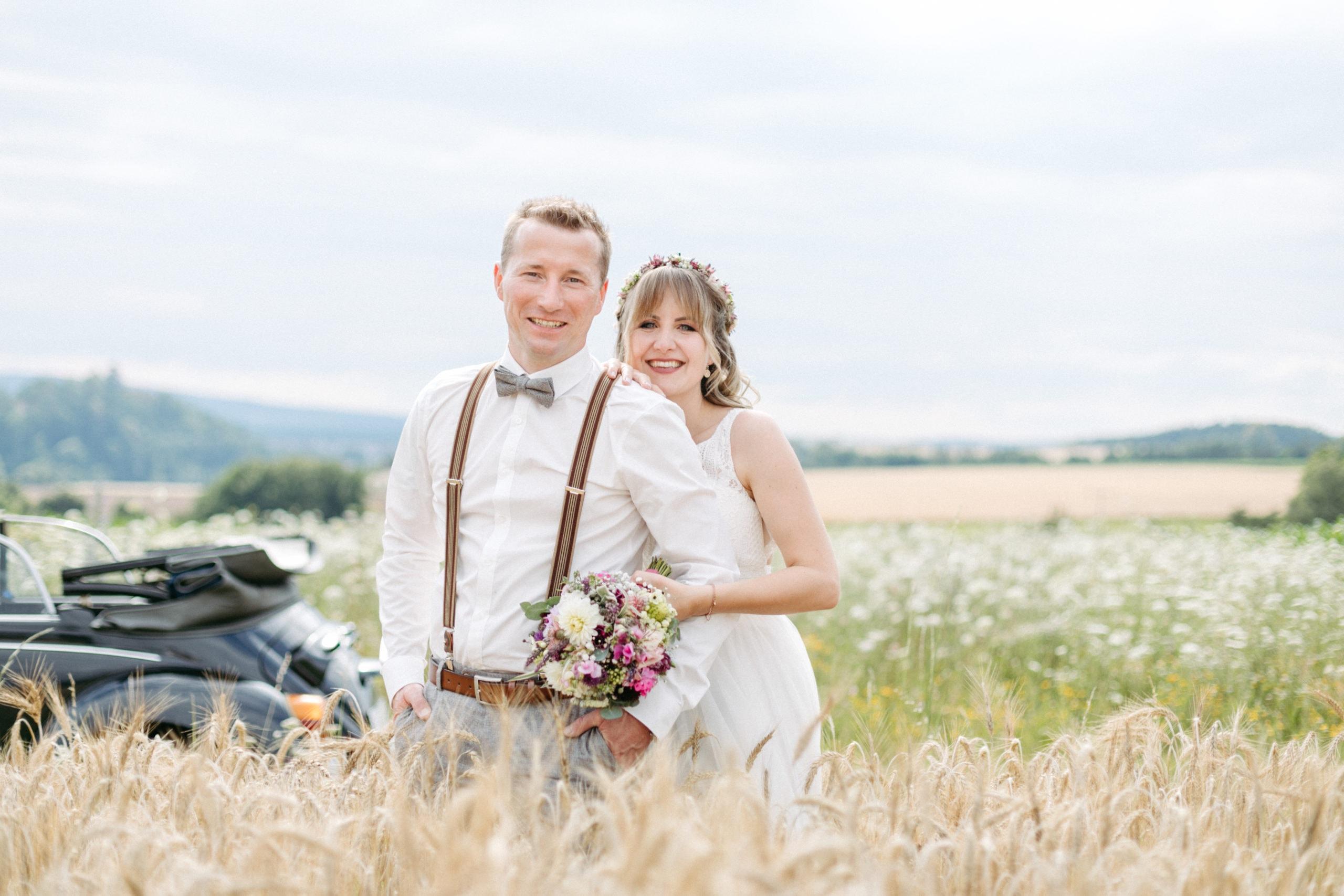Hochzeit in Pfreimd
