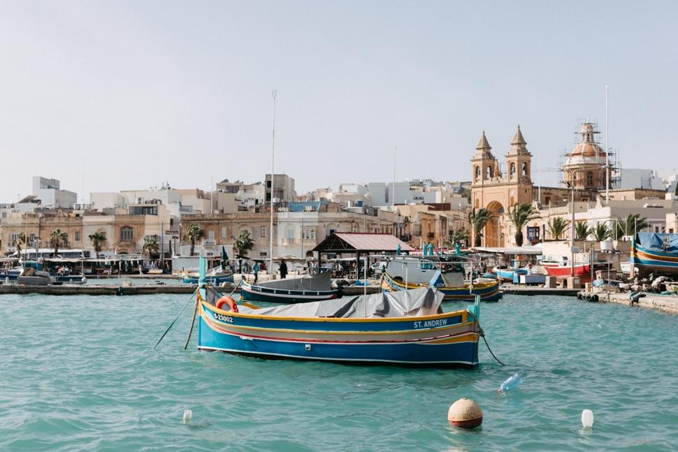 Reise nach Malta, Kurztrip